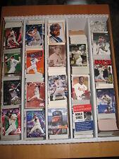1997 1998 Circa 1999 SKYBOX Thunder Baseball Base & Inserts Approx 1065 Card Lot