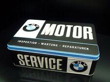BMW Service Blech DESIGN Verbandskasten Tasche DIN sehr selten NEU First Aid Kid