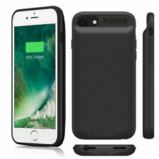 2400mAh TPU Battery Charger Case Power Pack For iPhone6 6S 7 8Plus 5.5inch USA