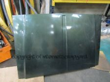 Jeep Cherokee XJ 2.5 TD 84-01 bonnet panel - green