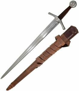 Medieval Warrior Authentic Battle Ready Classic Long Sword