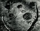 1950s Vintage ANSEL ADAMS Indian Mortar Holes Yosemite Photo Gravure Art 11x14
