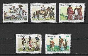 Transkei Stamps