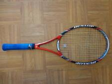 Dunlop AeroGEL 300 Hundred 4d 98 head 4 1/2 grip Tennis Racquet