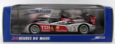Spark 1/43 Scale Resin S0685 - Audi R10 TDI Audi Sport Team Joest #3 4th LM 2008