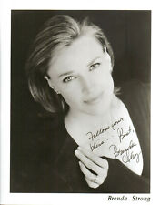 BRENDA STRONG - Actress - Desperatge Housewives - Autograph Photo