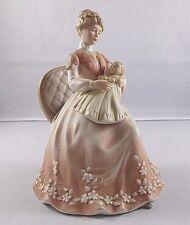 """A Mother's Love"" Treasured Memories Figurine Enesco Collectibles 1981 E-7993"