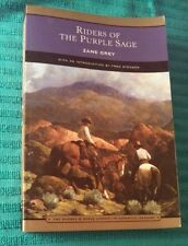 Riders of the Purple Sage Zane Grey Barnes and Noble Ppbk