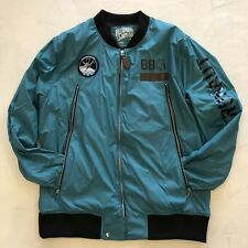 New With Tags BBC Billionaire Boys Club Astronaut Flight Jacket Black Size XL