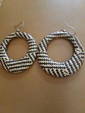 Accessorize Dangle Hoop Earrings
