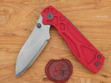 Sandrin Torino, Wolframcarbit Recoil Lock, Red G10