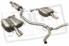Vauxhall Vectra C 2.2 Sri Full Exhaust System Centre & Rear Twin Dual Exit 03-
