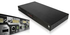 AV4 PRO 4 PORT USB / DVI OSD KVM SWITCH