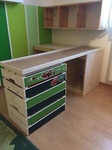 Spieltisch Bautisch für Lego