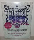 DVD MOODY BLUES - THRESHOLD OF A DREAM - LIVE AT ISLE OF WIGHT - NUOVO NEW