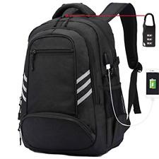 KOLAKO Business Laptop Backpack, Waterproof Casual Hiking Travel Daypack, Ant...