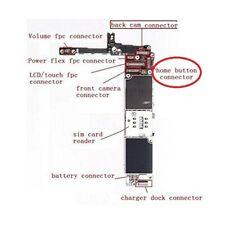 Connecteur FPC Bouton Home sur Carte Mère pour iPhone 6s Plus