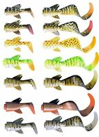 NEW Savage Gear 3D HYBRID PIKE Spare Tail kit to fit 17cm or 25cm crazy price