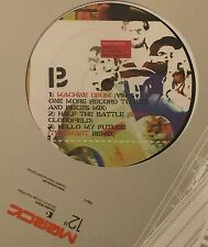 "Machine Drum Half The Battle 2 12"" Merck sealed electronic hip hop"