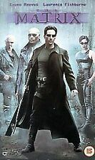 The Matrix 15 Certificate VHS Films