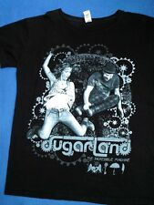 Sugarland t shirt Incredible Machine tour ladies (juniors) size SMALL