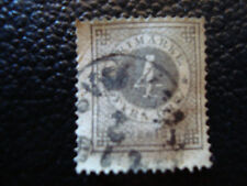 SUEDE - timbre yvert et tellier n° 17B obl (A5) stamp sweden