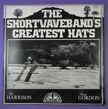 The Shortwaveband – The Shortwaveband's Greatest Hats 1977 Vinyl LP VG+/VG+