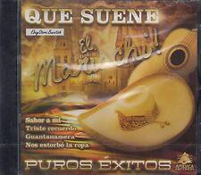 Juan De Dios Noperi Arturo Castro Que Suene El Marachi Puros Exitos CD