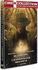 """DVD """"BLUEBERRY - L'EXPERIENCE SECRETE""""- Vincent CASSEL-neuf sous blister"""