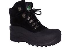 Itasca ICEBREAKER Womens Black Warm Winter Snow Boots