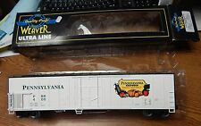 WEAVER 57' MECHANICAL REFRIGERATOR CAR PA PRODUCE USED VERY LITTLE W/BOX LQQK