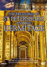 DVD:TREASURES OF ST PETERSBURG - VARIOUS ARTISTS - NEW Region 2 UK