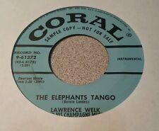 Lawrence Welk ~ The Elephant's Tango / Lazy Gondolier ~ Promo