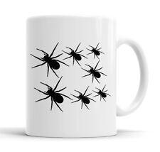 Spider Hallowen Funny Mug Cup