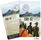 2015 Twenty Cent (20c) Australia Remembers - Coo-ee March - UNC Australian coin