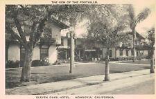 Monrovia,California,Eleven Oaks Hotel,San Gabriel Valley,c.1930s