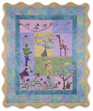 Giraffic Park set of 7 patterns by Mckenna Ryan