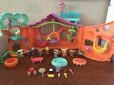Littlest Pet Shop Clubhouse Playset 13 Pets And Accessories