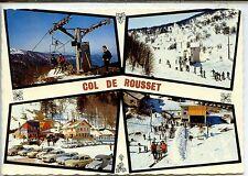 CP 26 Drôme - Le Col de Rousset - Multivues