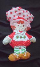 Vintage 1980's Strawberry Shortcake Rag Doll