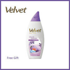 Velvet Body Wash Lotus and Lavender 250ml