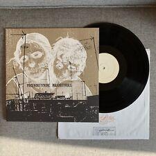 TEST PRESS: PAGENINETYNINE & MAJORITY RULE Split LP Vinyl 2002 pg.99 orchid