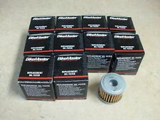 10 PACK OF BIKEMASTER OIL FILTERS FOR THE 2004-2017 HONDA CRF 250 250X CRF250