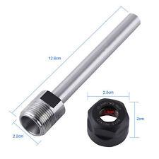C12-ER16A-100L Collet Chuck Holder Extension Rod Straight Shank for CNC Milling