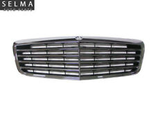 Mercedes Benz Chrome Front Grill Grille For 2007-2009 E Class W211 E350 E550