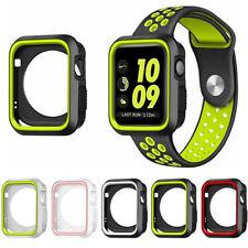 Apple Watch Series 3 Hülle Schutz Cover ✅div Farben ✅42mm ✅38mm ✅Versand aus BRD