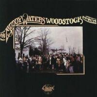 MUDDY WATERS - WOODSTOCK ALBUM  CD  9 TRACKS BLUES  POP  NEU