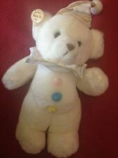 The Heritage Collection Ganz Bros - Peluches - Orsetto Bianco - 25cm - Nuovo