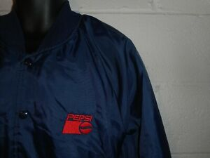Vintage 80s 90s Pepsi Windbreaker Jacket 2XL XXL