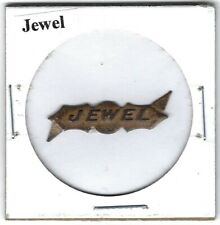 Jewel Chewing Tobacco Tag J237 Embossed